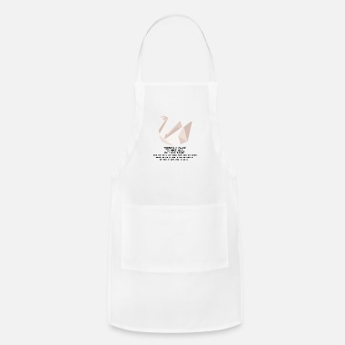 All Right There's A Plan To Make All Of This Right - Apron