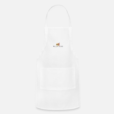 Food Food is always the answer - Adjustable Apron