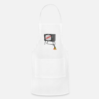 Television Television Freedom - Adjustable Apron