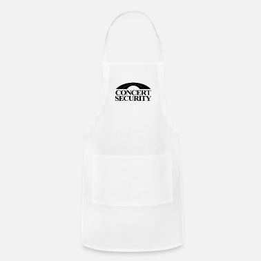 Concert Concert Security - Apron