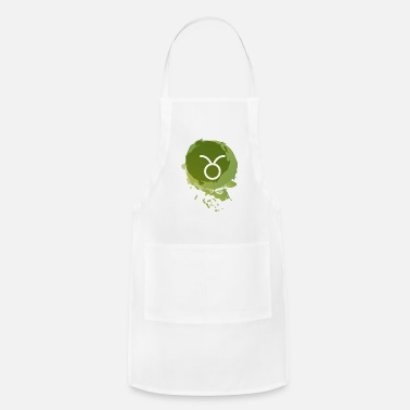 Funny Taurus - Astrology Sign - Zodiac Humor - Apron