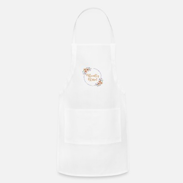 Bliss Officially Blissed - Adjustable Apron