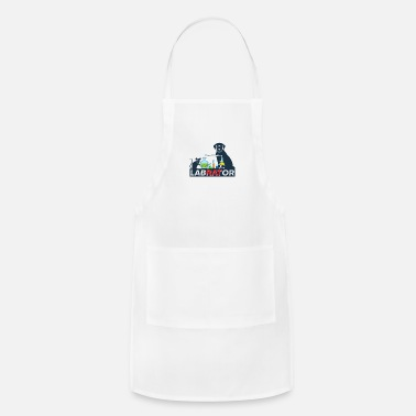 Cute Baby Labrator - Apron