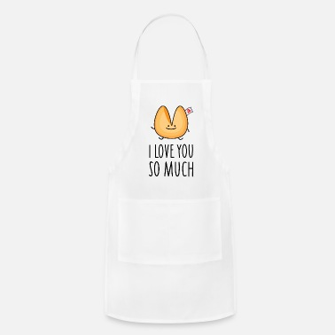 Fortune Cookie Fortune cookie love - Apron
