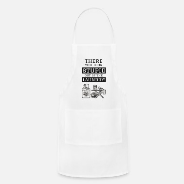 Grey Laundry - grey - Adjustable Apron