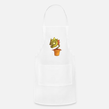 Snapchat A potted Snap Dragon - Adjustable Apron