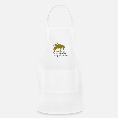 Horse Riding horse riding - Adjustable Apron