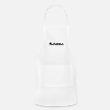 Technician technician - Adjustable Apron