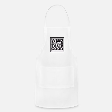 Urban weed should taste good - Adjustable Apron