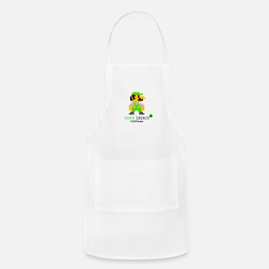 Luigi CC Arts Designs Game Legacy - Adjustable Apron