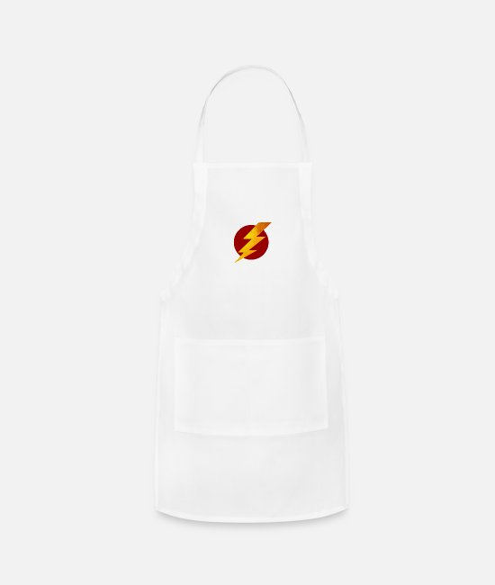 Parafuso Aprons - Lightning Bolt - Apron white