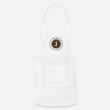 New Age JordsWoodShop New Age Logo Round - Adjustable Apron