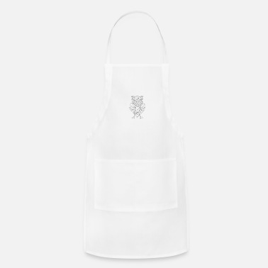 Owl Hops and Barley Owl Celti - Apron