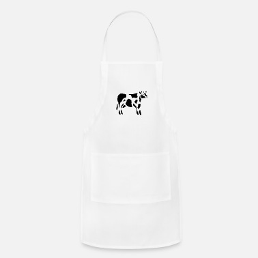 Cow Dairy cows - Apron