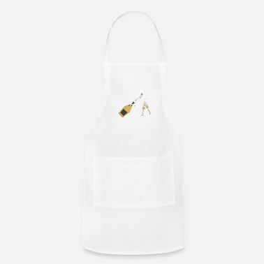Vector Cheers vector - Adjustable Apron