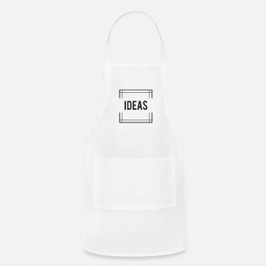 Ideas IDEAS - Apron