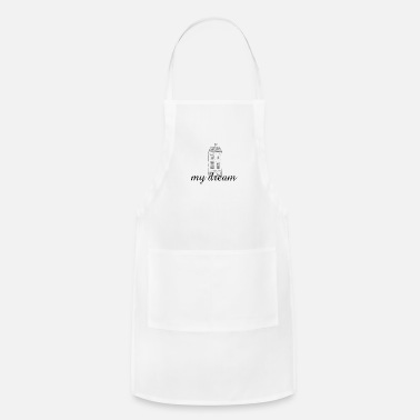 My house - Apron