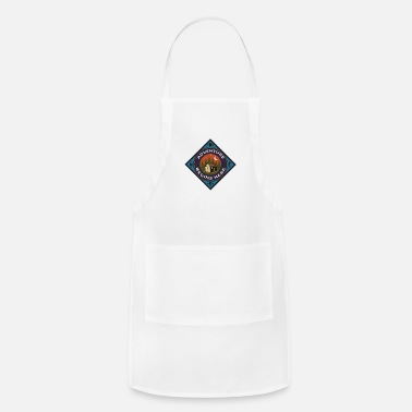 Funny Hiking Adventure begins here - Apron