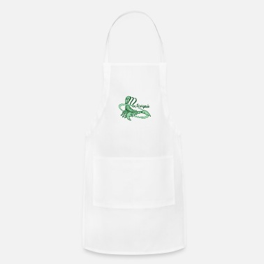 Horoscope scorpion - Adjustable Apron