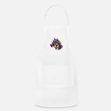 kNIGH HORSE COLOR - Apron