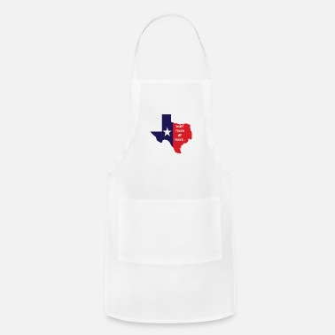Texas - Don't Touch My Truck - Apron