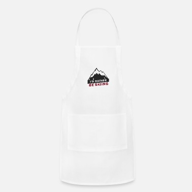 Party Skiing - Adjustable Apron