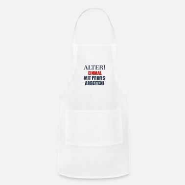 Funny Quotes Funny Quote - Adjustable Apron