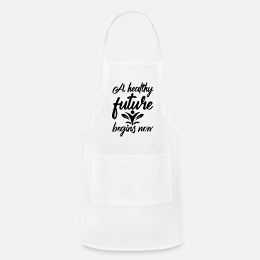 Healthy Healthy Eating - Apron