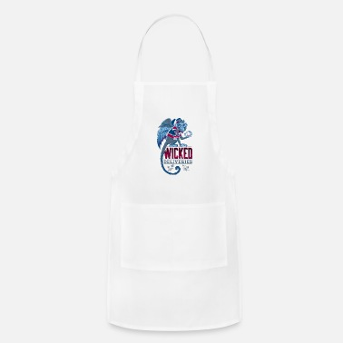 Wicked Wicked - Adjustable Apron
