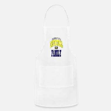 Family Reunion Dysfunctional Family - Adjustable Apron