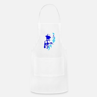 Piece Of Paper Piece Water - Adjustable Apron