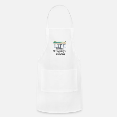 Beach Holiday Holiday Tropica Beach - Adjustable Apron