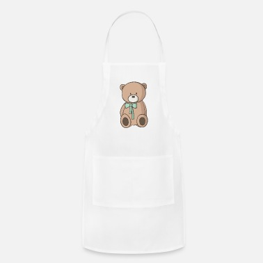 Bear Teddy Bear - Apron