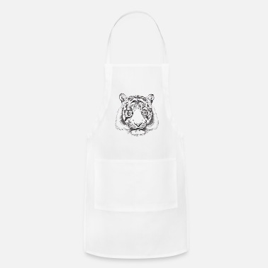 Tiger (Cat collection) - Adjustable Apron