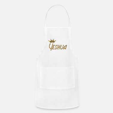 Christian Cool Christian Hebrew Yeshua - Adjustable Apron