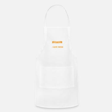 Best Friends Best Friends Best Friends - Apron