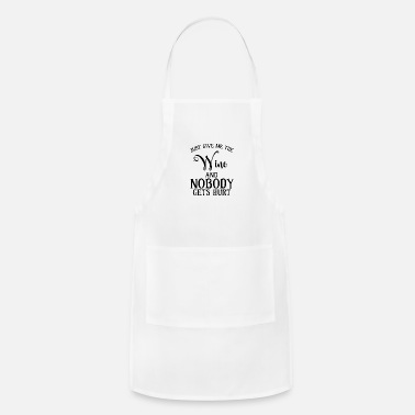 Just just - Adjustable Apron