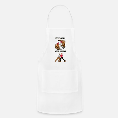 Cock Fighting cockfighting, cockfighting - Apron