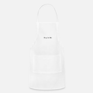 Word word word - Adjustable Apron
