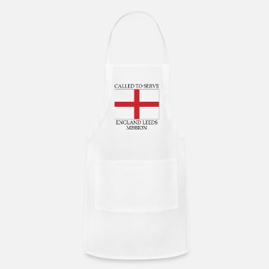 England England Leeds LDS Mission Called to Serve Flag - Apron