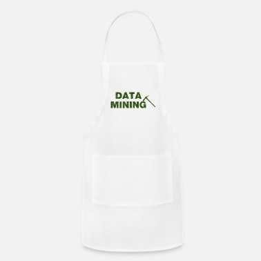 Mine Craft Data Mining - Data Science - Mine Craft of Gold - Adjustable Apron