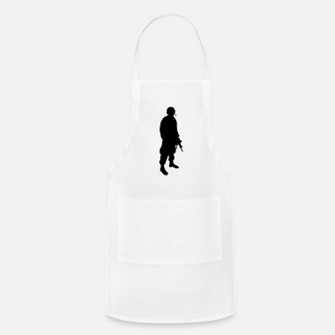 Grenadier Army Soldier - Apron