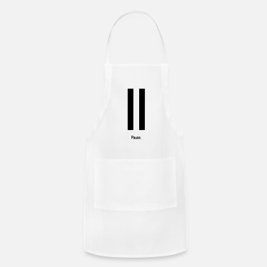 Pause Pause - Adjustable Apron
