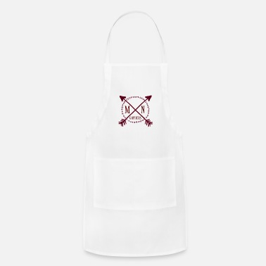 MN Gophers Maroon Arrows - Apron