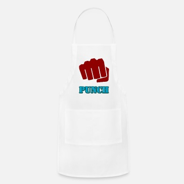 Punch punch - Apron