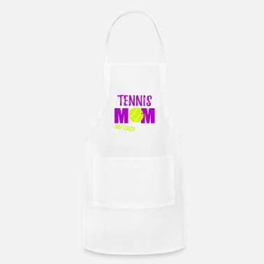 Tennis Game Tennis mom and coach gift sport - Apron