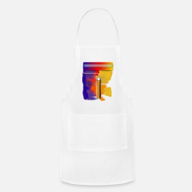 Painter Painting - Apron