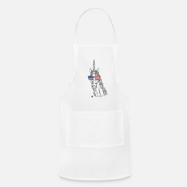 United States Sunglasses Unicorn - Apron