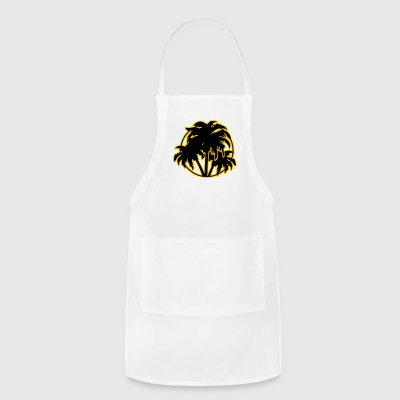 Palm trees - Adjustable Apron