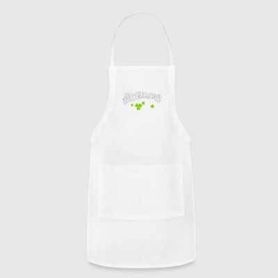 theBlueShamrocks - Adjustable Apron